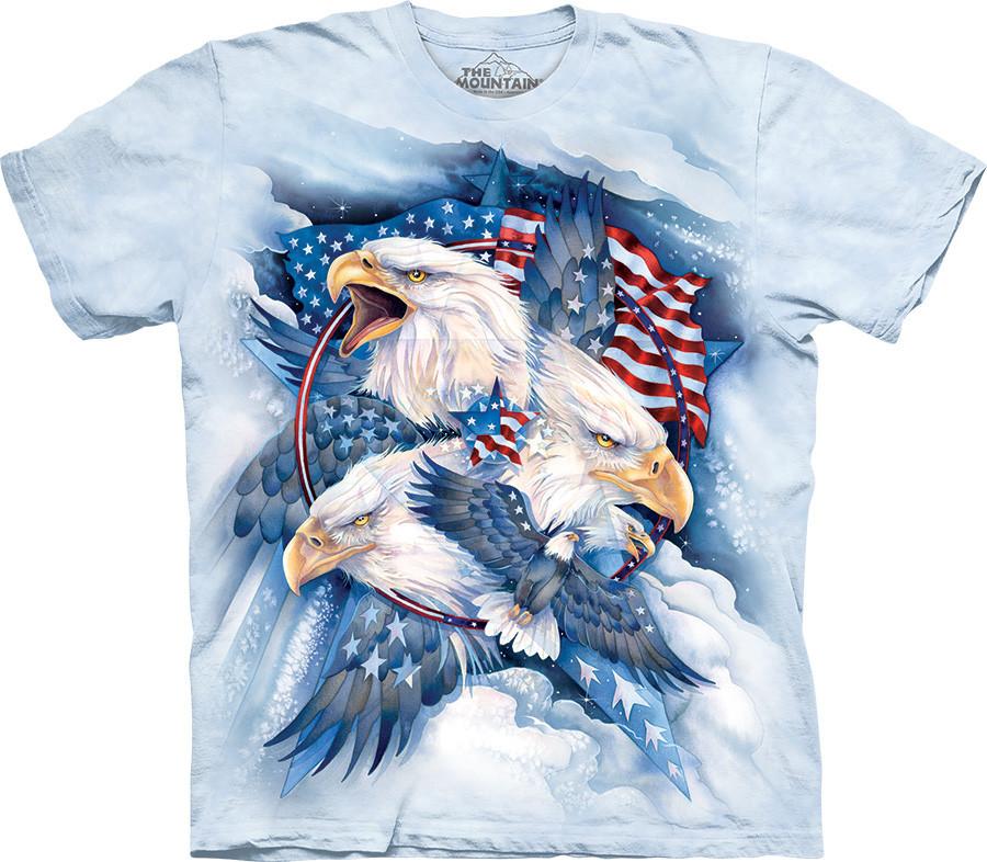 3D футболка The Mountain -  Allegiance