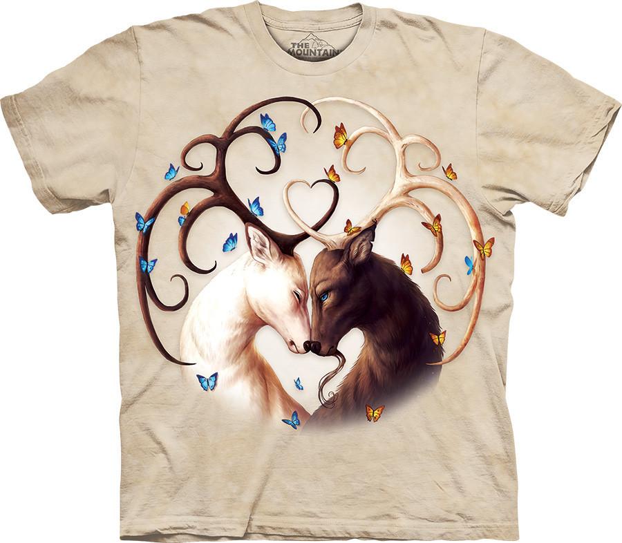 3D футболка The Mountain -  Circle of Life