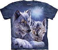 3D футболка The Mountain - Equinox Wolves