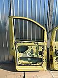 Дверь передняя левая Мерседес Вито 639 водительская бу Vito, фото 3