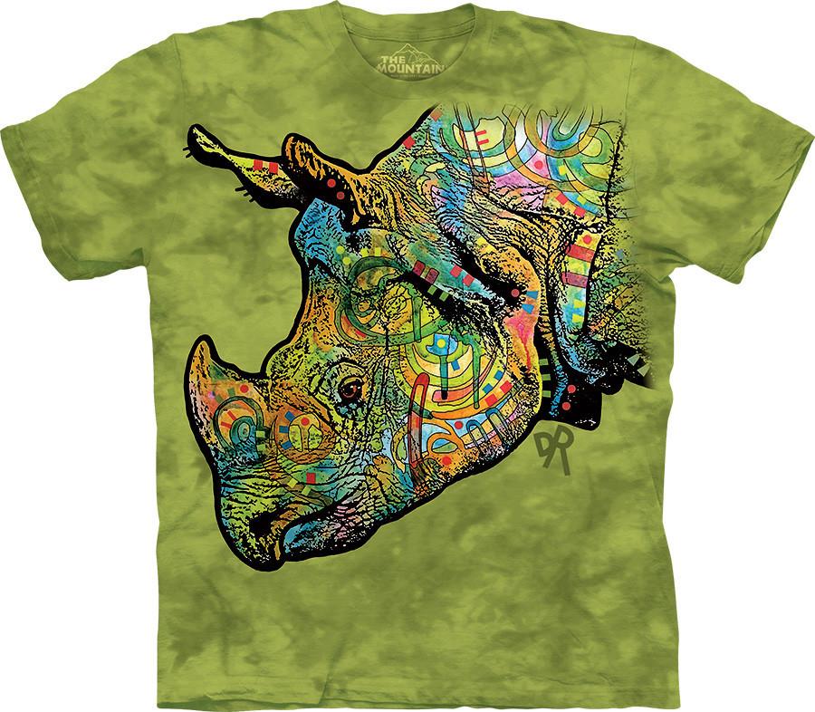 3D футболка The Mountain -  Russo Rhino