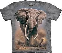 Футболка The Mountain - African Elephant