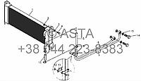 Масляный радиатор II - SZ4108T.460100LV на YTO-X754, фото 1