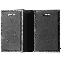 Колонки YAYUNSI YS-A806 Черные компьютерные для ноутбуков смартфонов и планшетов качественные басы и музыка