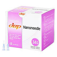 Игла Nanoneedle JBP (6mm) 34G-Наноигла