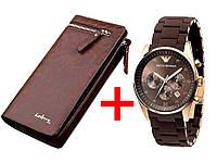 Armani Emporio стильные часы кварцевые Армани Эмпорио