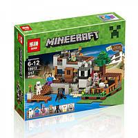 """Конструктор Lepin 18013 Minecraft """"Береговая Цитадель"""" 517 деталей"""