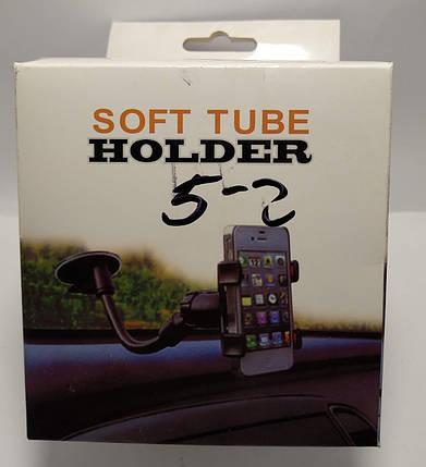 Автомобільний тримач універсальний Soft Tube Holder, фото 2
