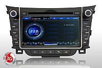 Штатная магнитола Hyundai I30 Winca S60
