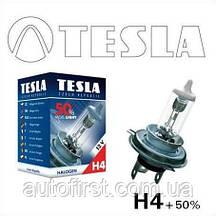 Tesla B30401 Лампа галогеновая H4 +50%
