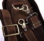 Портфель Vintage 14092 в винтажном стиле Коричневый, Коричневый, фото 10