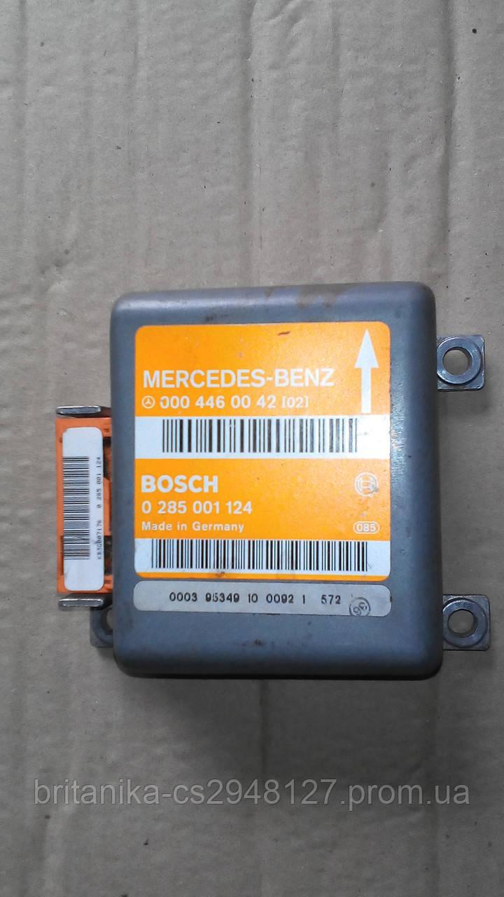 Блок управления подушкой безопасности Мерседес Вито 638 арбегом Vito бу