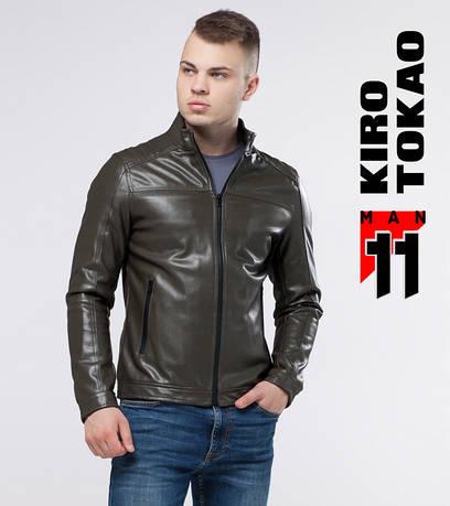11 Kiro Tokao | Демисезонная мужская куртка 3140 хаки