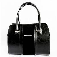 Женская сумка из замшевой вставкой М62-27/замш, фото 1