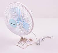 Вентилятор компактный, Table Fan WX-707 Прищепка вентилятор, WIMPEX