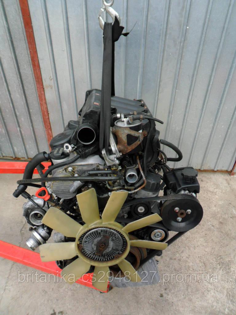Двигатель в сборе Мерседес Спринтер (2.2 cdi)