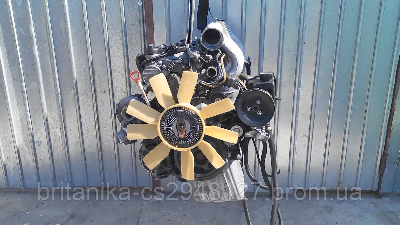 Двигатель Мерседес Спринтер 2.7cdi