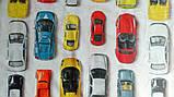 """Постільна білизна """"Машинки"""" поплін, фото 4"""