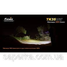 Купить Фонарь Fenix TK35 Cree MT-G2 LED Ultimate Edition, фото 3