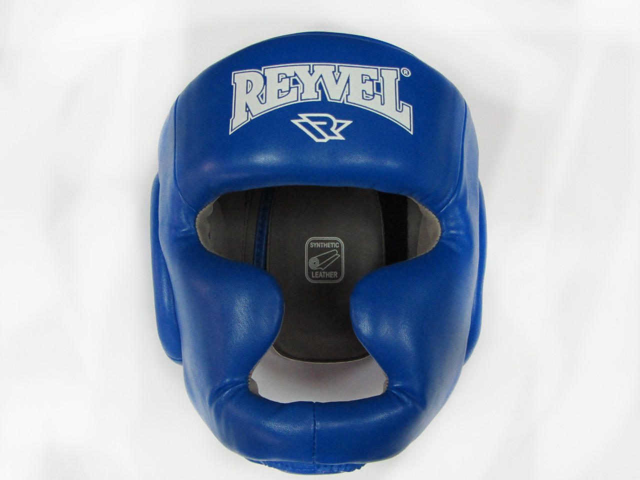 Шлем тренировочный REYVEL винил синий р-р ХL
