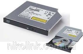 """Оптический привод TEAC DV-28S-W DVD-ROM, 2.5"""", SATA black, б/у"""