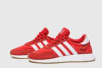 Мужские кроссовки adidas lniki runner красные