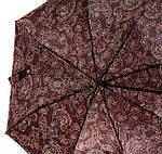 Коричневый женский зонт автомат  DOPPLER DOP74665GFG-GH-10, Коричневый, фото 2
