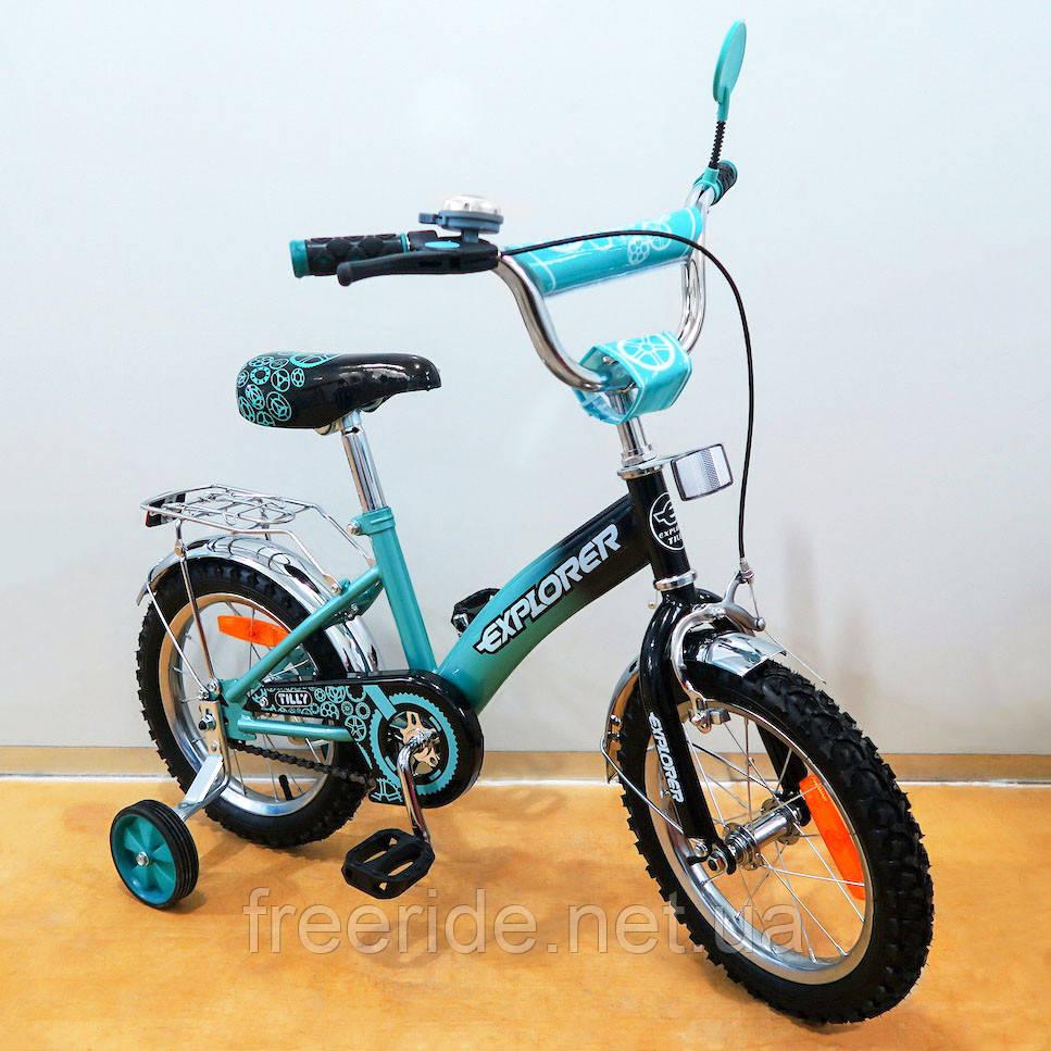 Детский велосипед EXPLORER 14
