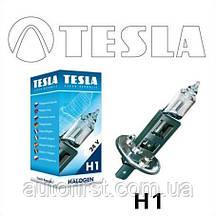 Tesla B10102 Лампа галогеновая H1 24V