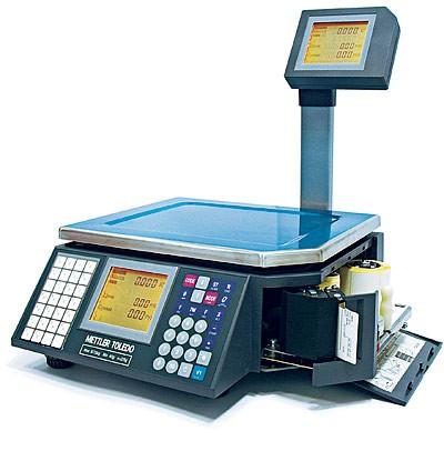 Весы с печатью этикетки Mettler Toledo Tiger 4600 30D Pro