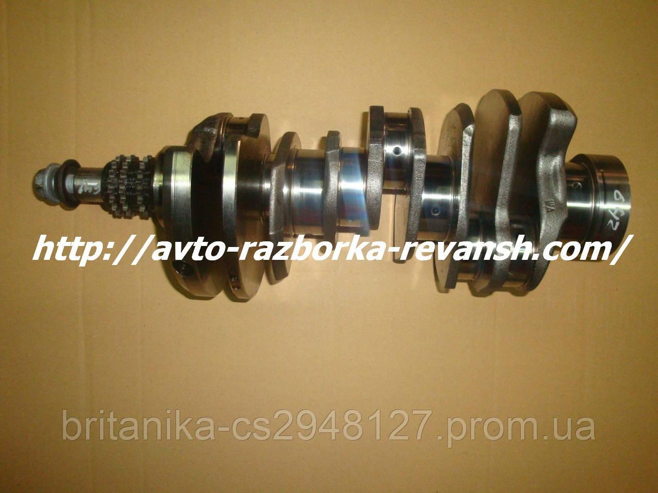 Коленвал Мерседес Вито W639 (OM642) 3.0