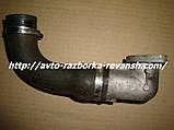 Патрубок системы охлаждения с термостатом Мерседес Вито 639 бу ОМ 642 3.0 Vito, фото 3