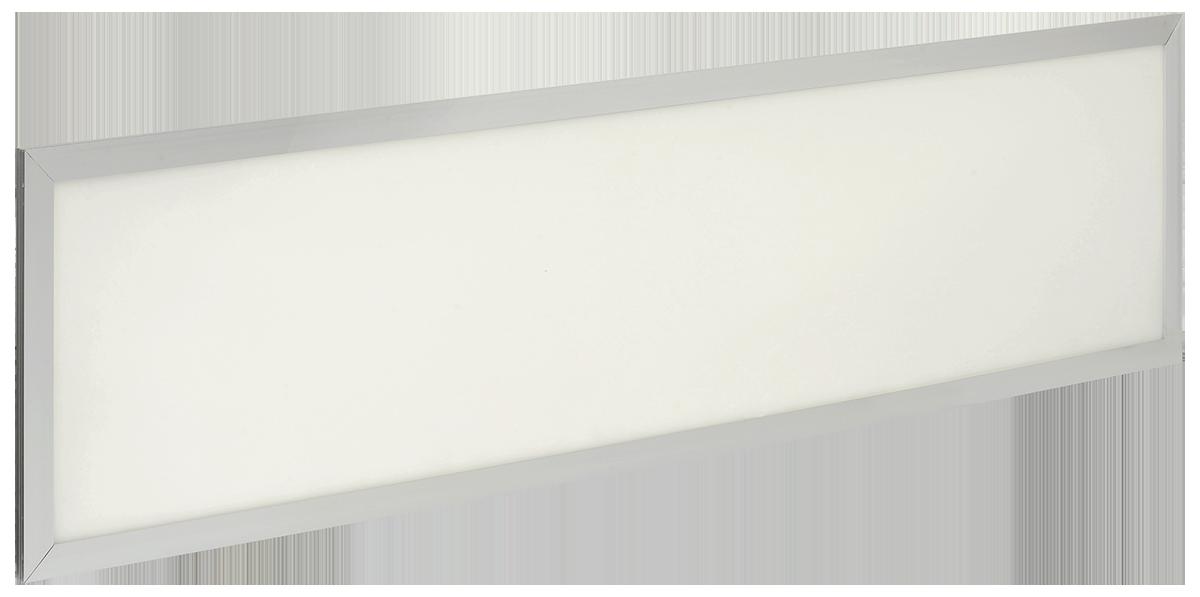 Светодиодная панель ДВО6568,1195х295х11, 40Вт, 4500К (с драйвером) IEK