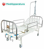 Кровать медицинская механическая (2 функции) F-8 MM-07