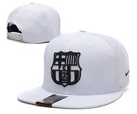 Кепка с прямым козырьком Nike Barcelona Snapback white