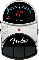 Тюнер-педаль Fender PT-100