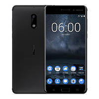 Смартфон Nokia 6 64GB Black