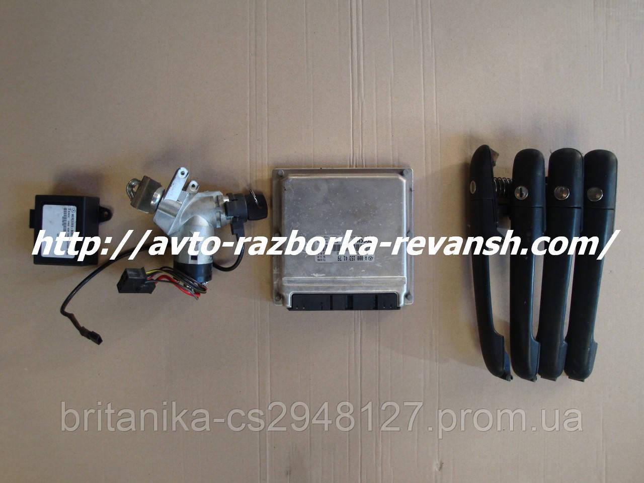 Блок управління двигуном в зборі Мерседес Спринтер (A 000 153 41 79) 311 2.2 cdi бо Sprinter мотором