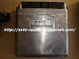 Блок управління двигуном в зборі Мерседес Спринтер (A 000 153 41 79) 311 2.2 cdi бо Sprinter мотором, фото 3