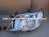 Фары передние Мерседес Спринтер cdi комплект 2 шт бу Sprinter, фото 2