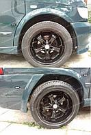 Расширители колесных арок Mercedes Vito w638, Мерсдедес Вито