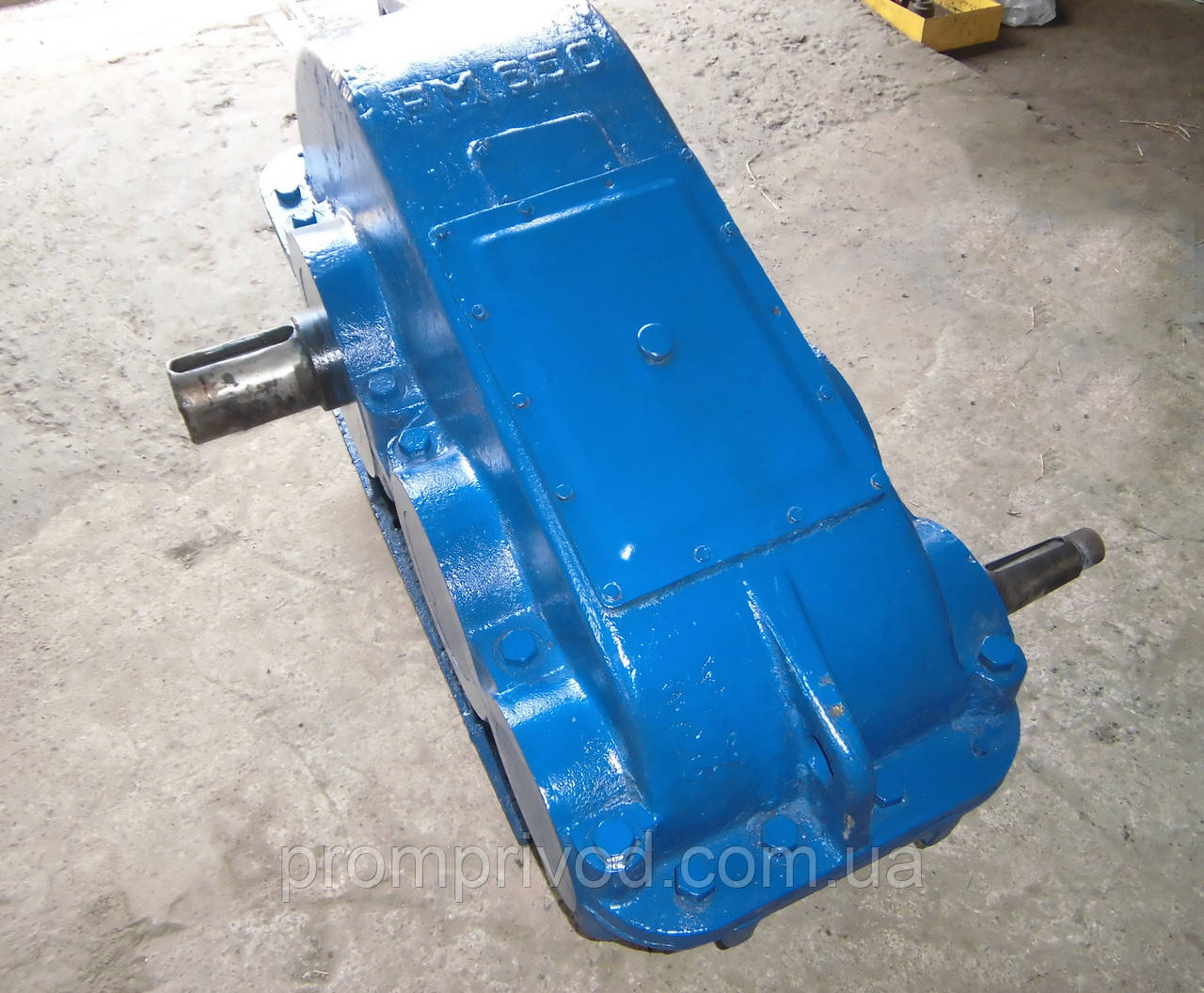 Редуктор РМ-650-31.5-22