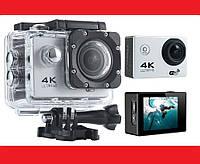 Action Camera F60B WiFi 4K Экшн камера, фото 1