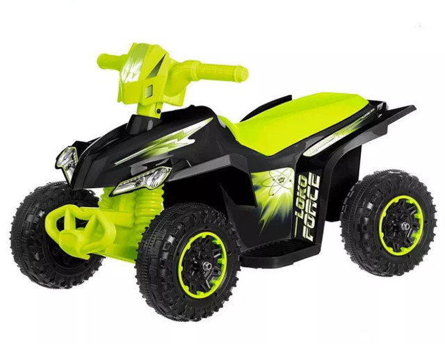 Электромобили Loco Toys