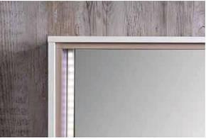 Зеркальный шкаф Мойдодыр Мадрид ЗШ-100 Береза, фото 2