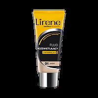 Рассветляющий флюид с витамином С светлый Lirene, 30мл