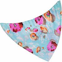 Голубой женский платок ETERNO ES0611-2-blue, Голубой