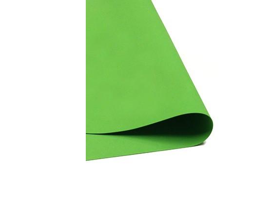 Фоамиран Эва Светло-зеленый (зеленое яблоко) иранский 20х30 см 1 мм, фото 1