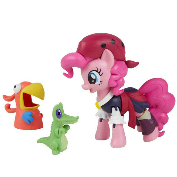 My Little Pony Пинки пай серия Хранители Гармонии The Movie Guardians of Harmony Pirate Pinkie Pie Figure