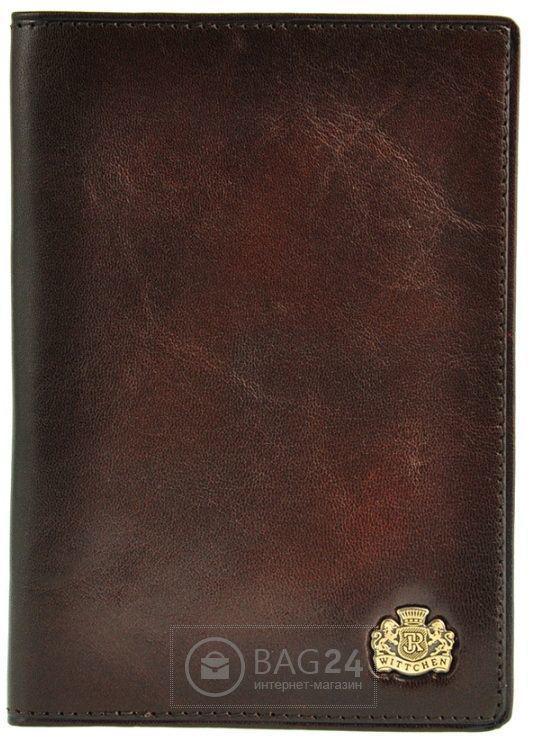 Обложка для паспорта Wittchen 10-2-374-4, Коричневый